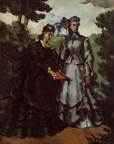Cezanne-ThePromenade