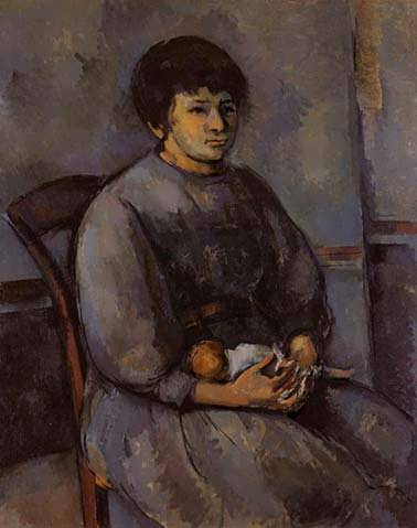 Cezanne-YoungGirlwithaDoll