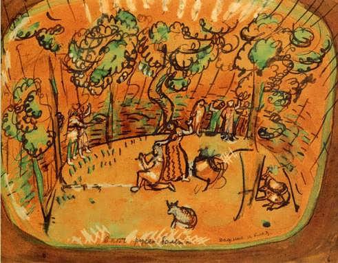 Chagall-DaphnisandChloe