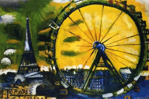 Chagall-LaGrandeRoue