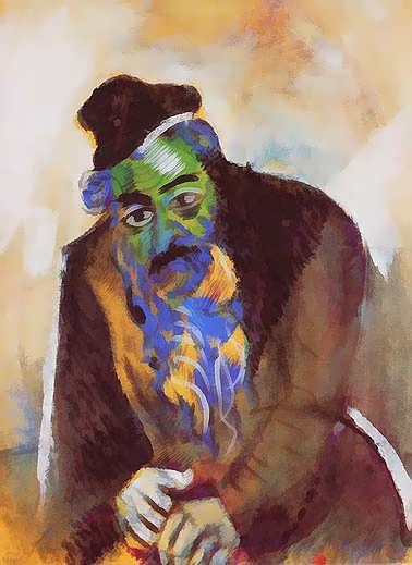 Chagall-TheoldJew1