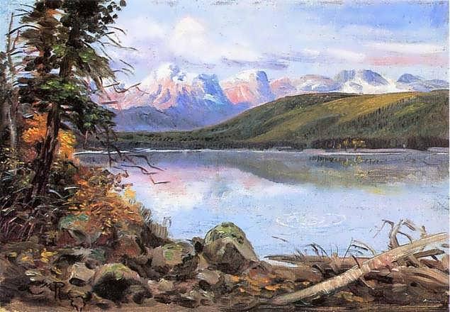 CharlesMarionRussell-LakeMcDonald