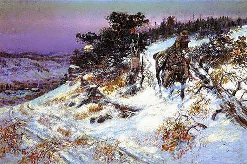 CharlesMarionRussell-WolfandBeaver