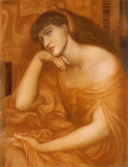 DanteGabrielRossetti-Penelope1