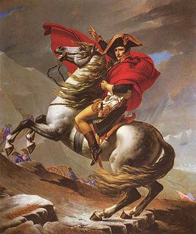 David-NapoleonCrossingtheAlps