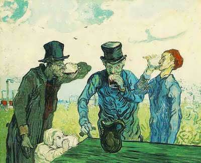 Drinkers-afterDaumier