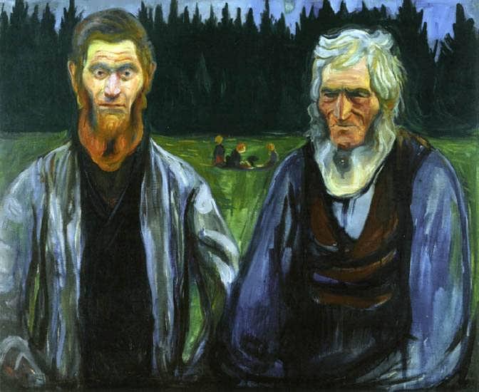 EdvardMunch-Generations