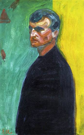 EdvardMunch-SelfPortraitAgainstTwo-ColoredBackground