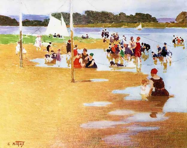 EdwardPotthast-Bathers