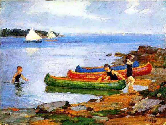 EdwardPotthast-Canoeing