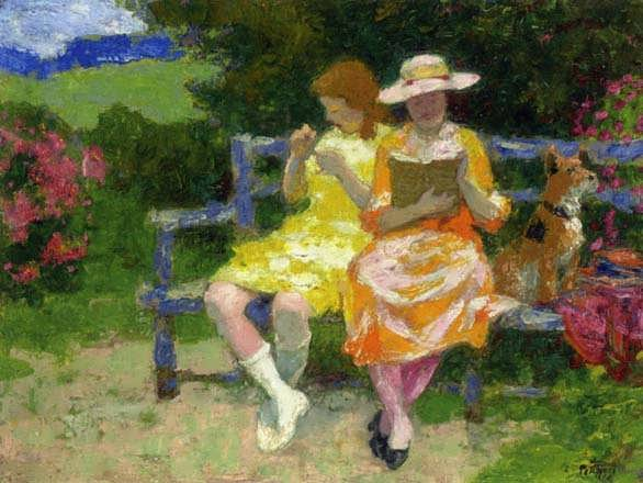 EdwardPotthast-ParkBench