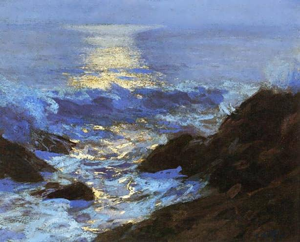 EdwardPotthast-SeascapeMoonlight