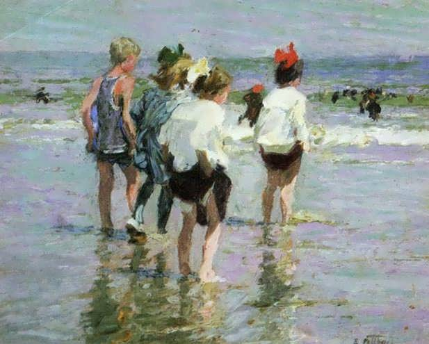 EdwardPotthast-SummerDayBrightonBeach