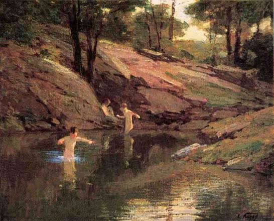 EdwardPotthast-TheSwimmingHole