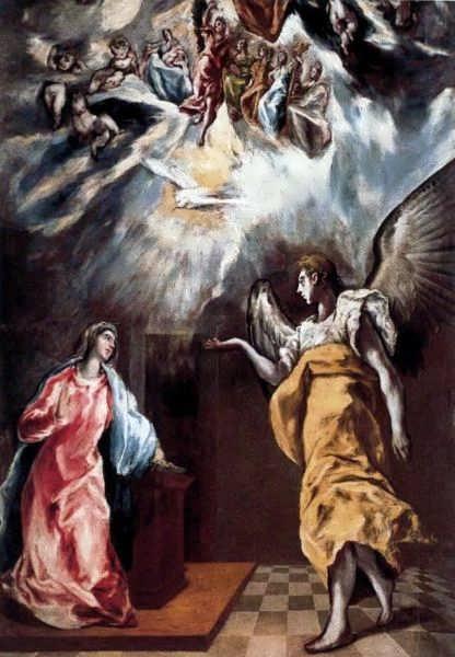 El_Greco_Annunciation