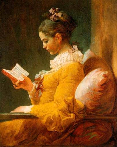 Fragonardagirlreading