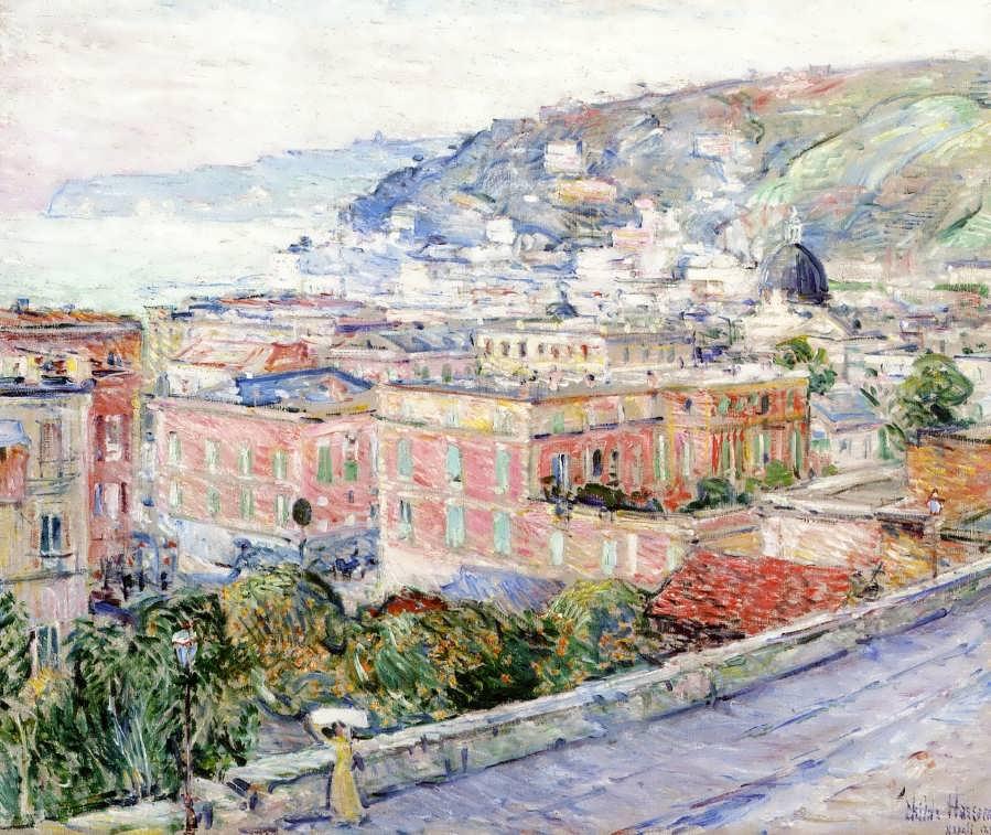 FrederickChildeHassam-Naples1