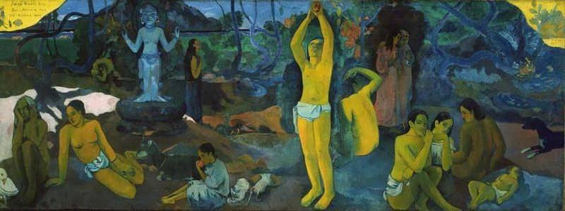 Gauguin-Wheredowecomefrom