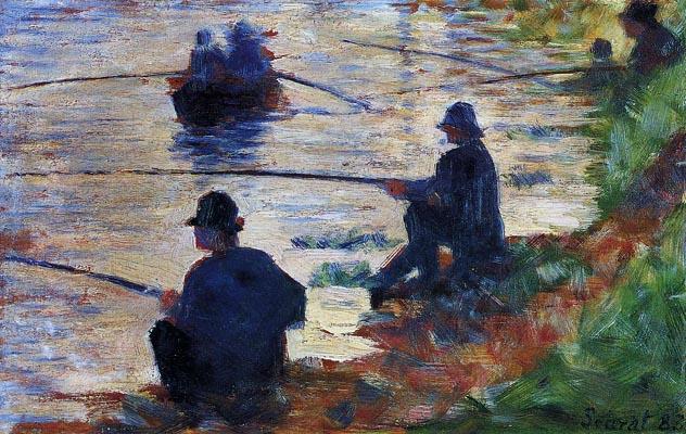 Georges-Seurat-Fishermen