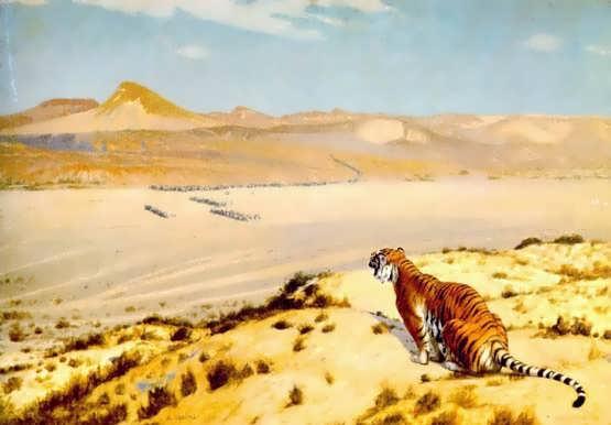 Gerome-TigerontheWatch