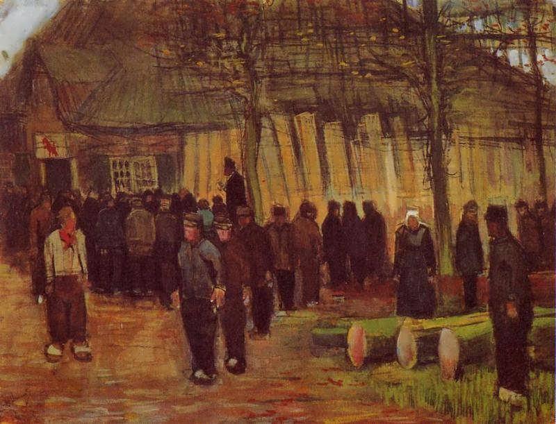 Gogh-AWoodAuction