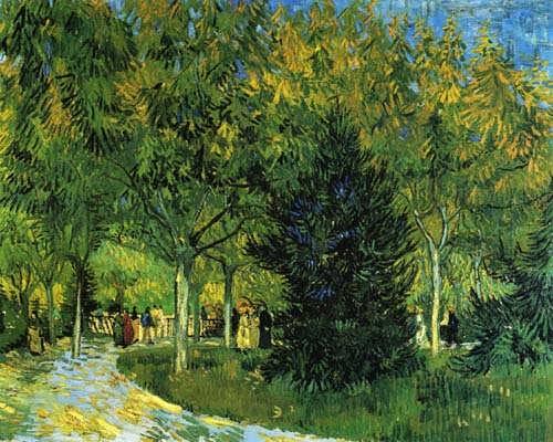 Gogh-AvenueinthePark