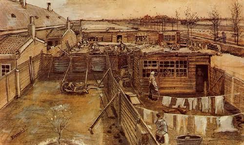 Gogh-CarpentersWorkshopSeenfromtheArtistsStudio
