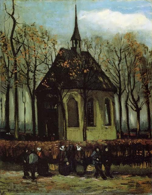 Gogh-ChapelatNuenen