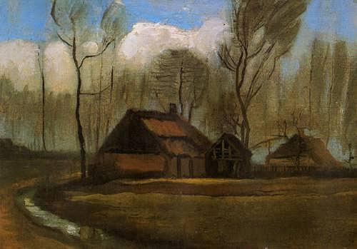 Gogh-FarmhousesamongTrees