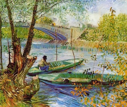 Gogh-FishingintheSpringPontdeClichy