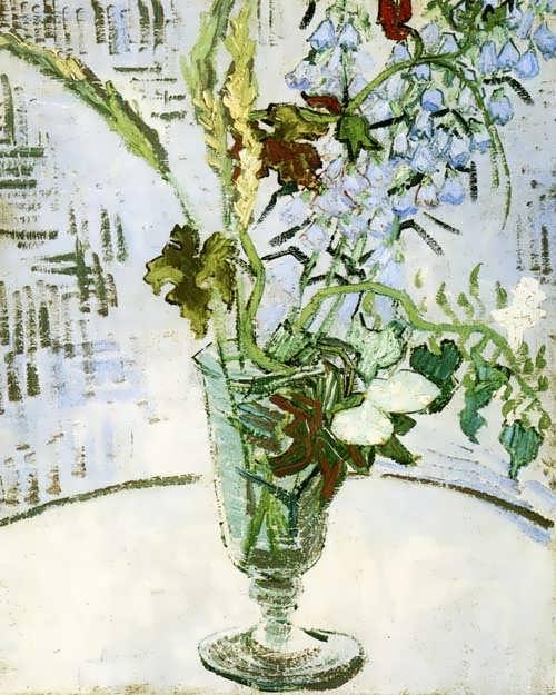 Gogh-FlowersinaVase