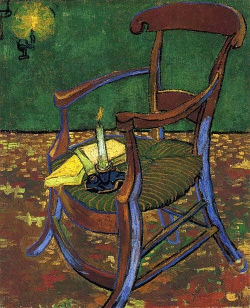 Gogh-GauguinsChair