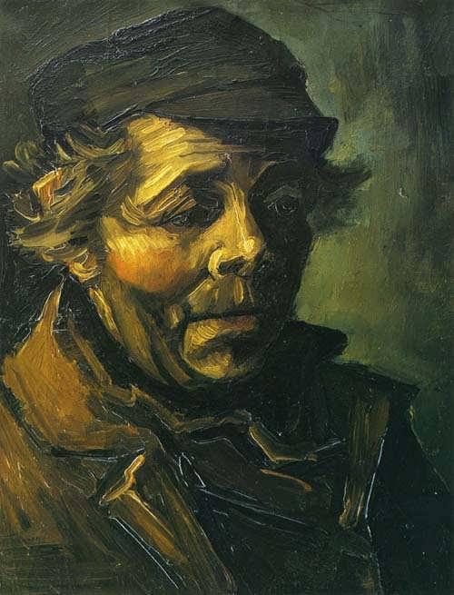 Gogh-HeadofaPeasantstudyforThePotatoEaters1