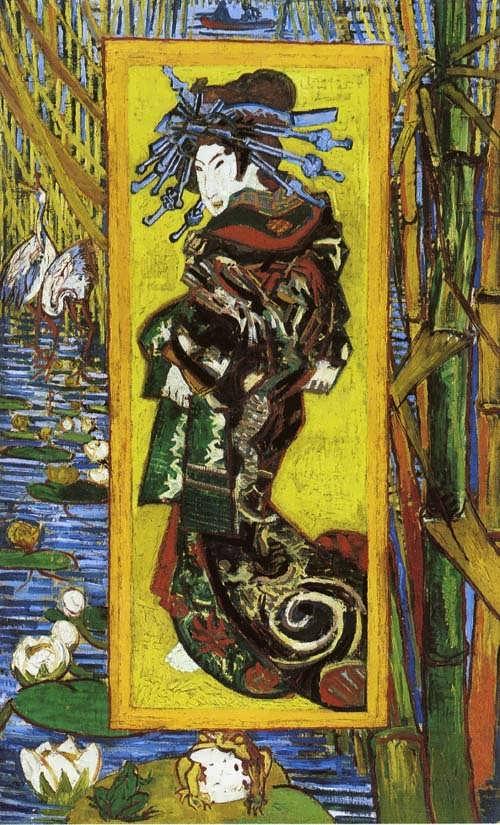 Gogh-JaponaiserieOiranafterKesaiEisen