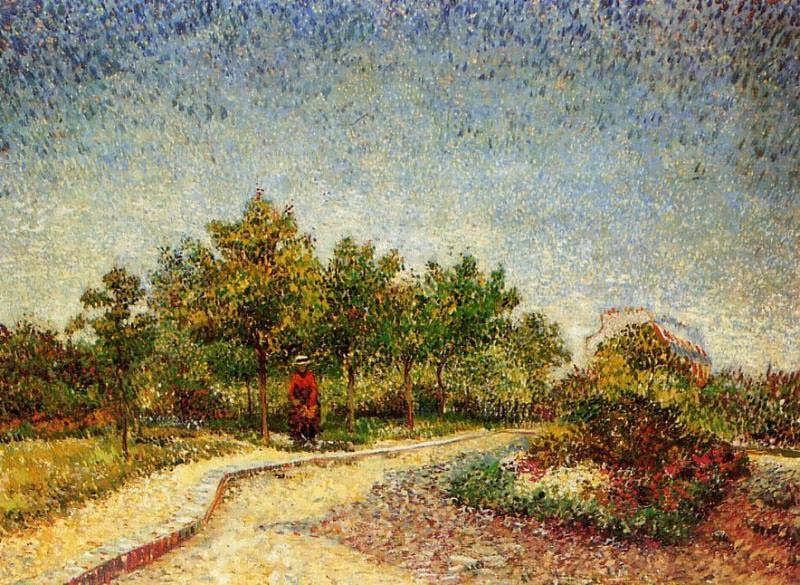 Gogh-LaneinVoyerdArgensonParkatAsnieres