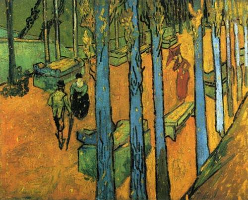 Gogh-LesAlychampsAutumn