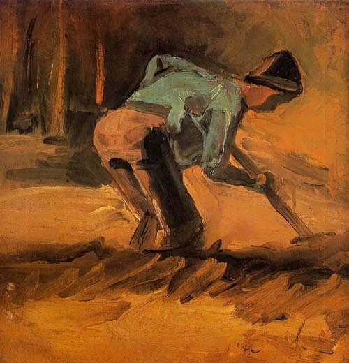 Gogh-ManDigging