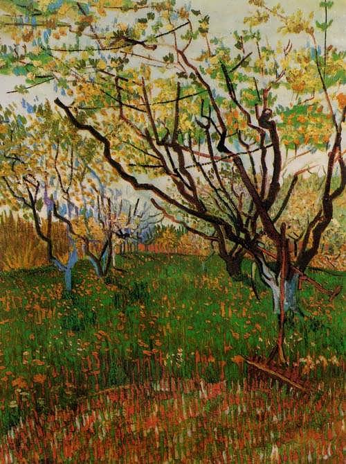 Gogh-OrchardinBloom