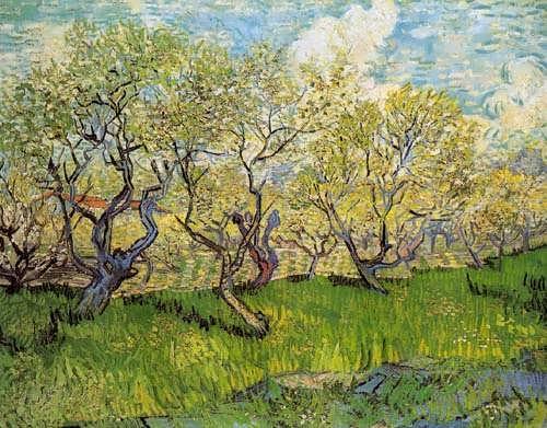 Gogh-OrchardinBlossom