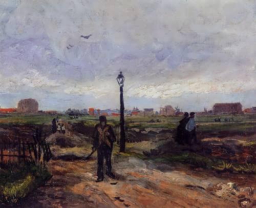 Gogh-OutskirtsofParis