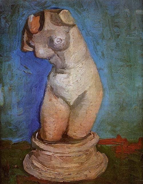 Gogh-PlasterStatuetteofaFemaleTorso