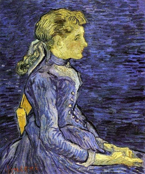 Gogh-PortraitofAdelineRavoux