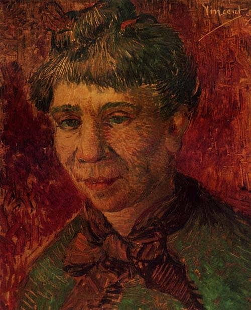 Gogh-PortraitofaWoman1