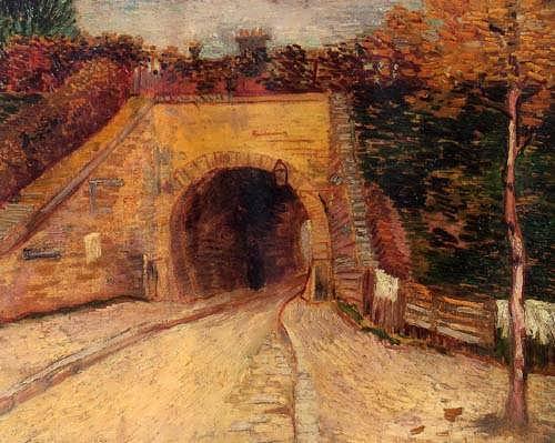 Gogh-RoadwaywithUnderpassakaTheViaduct