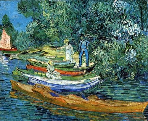 Gogh-RowingBoatsontheBanksoftheOise