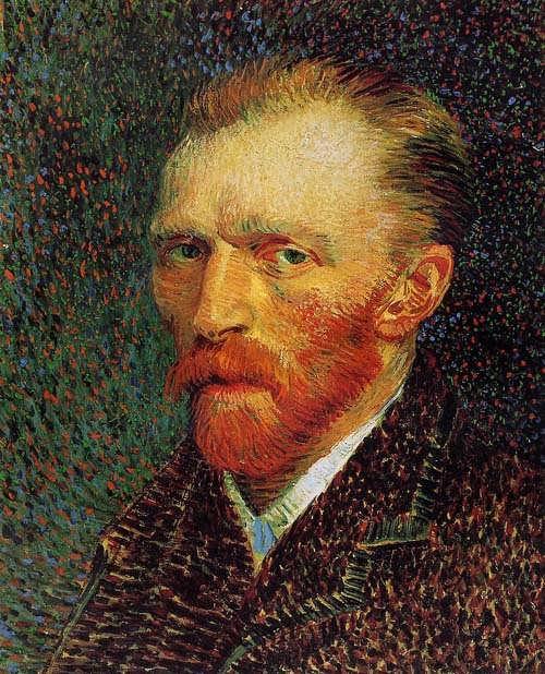Gogh-SelfPortrait