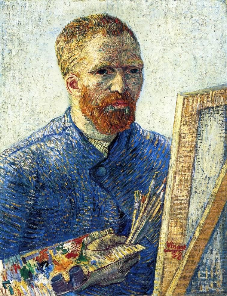Gogh-SelfPortraitasaPainterakaSelfPortraitinFrontoftheEasel1