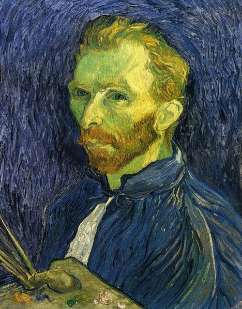 Gogh-SelfPortraitwithPallette