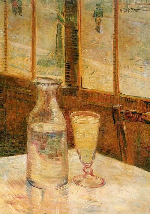 Gogh-StillLifewithAbsinthe
