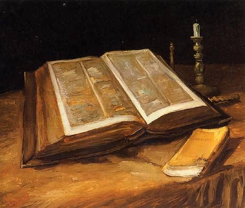 Gogh-StillLifewithBible1